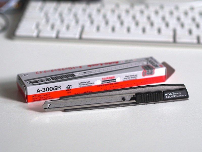 NT Cutter A300GR | Foto: konsensor.de