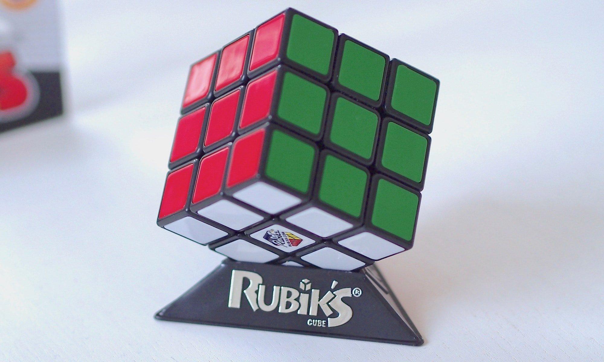 Rubick's Cube in der neuen Version   Foto: konsensor.de