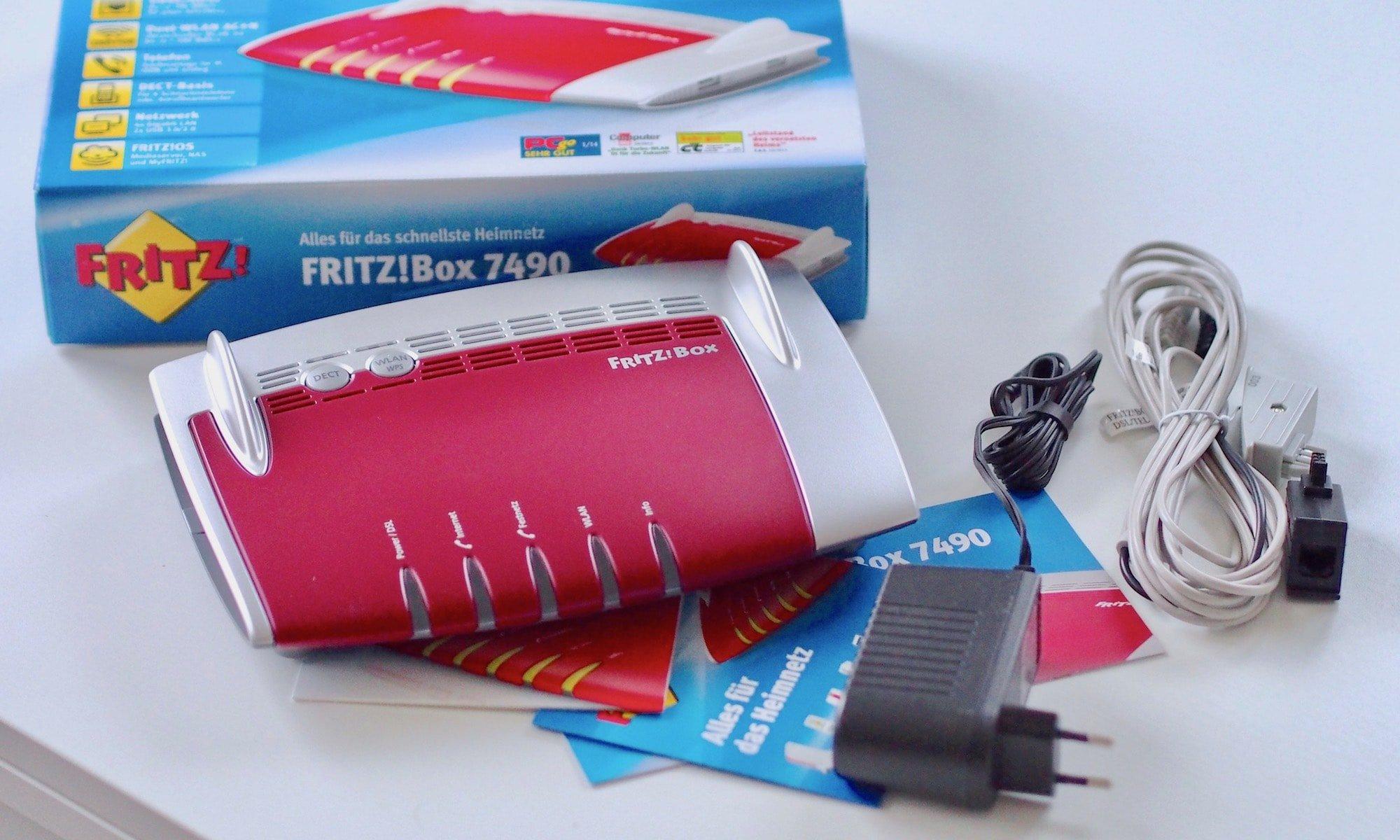 AVM Fritz!Box 7490 | Foto: konsensor.de