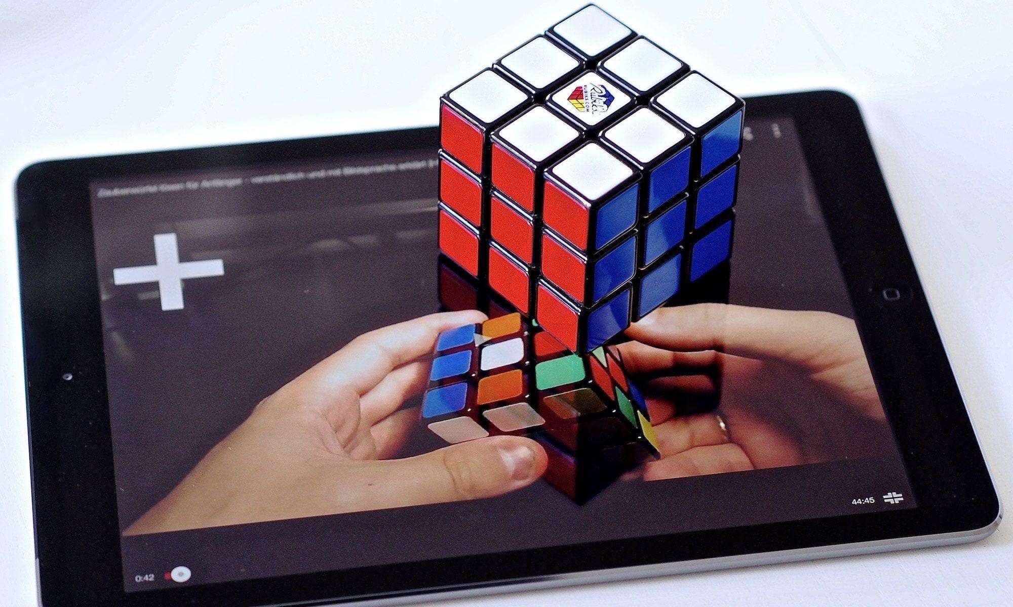 Rubick's Cube Lösehilfe