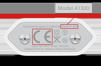 Das alte, fehlerhafte Apple 5W-USB-Netzteil | Foto: Apple
