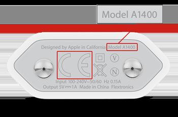 Das neue, überarbeitete Apple 5W-USB-Netzteil | Foto: Apple