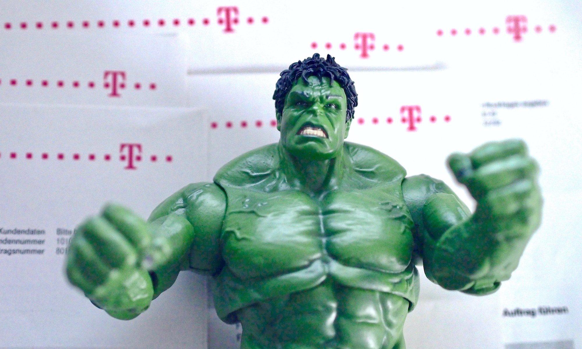Wieder mal Ärger mit der Telekom | Foto: konsensor.de