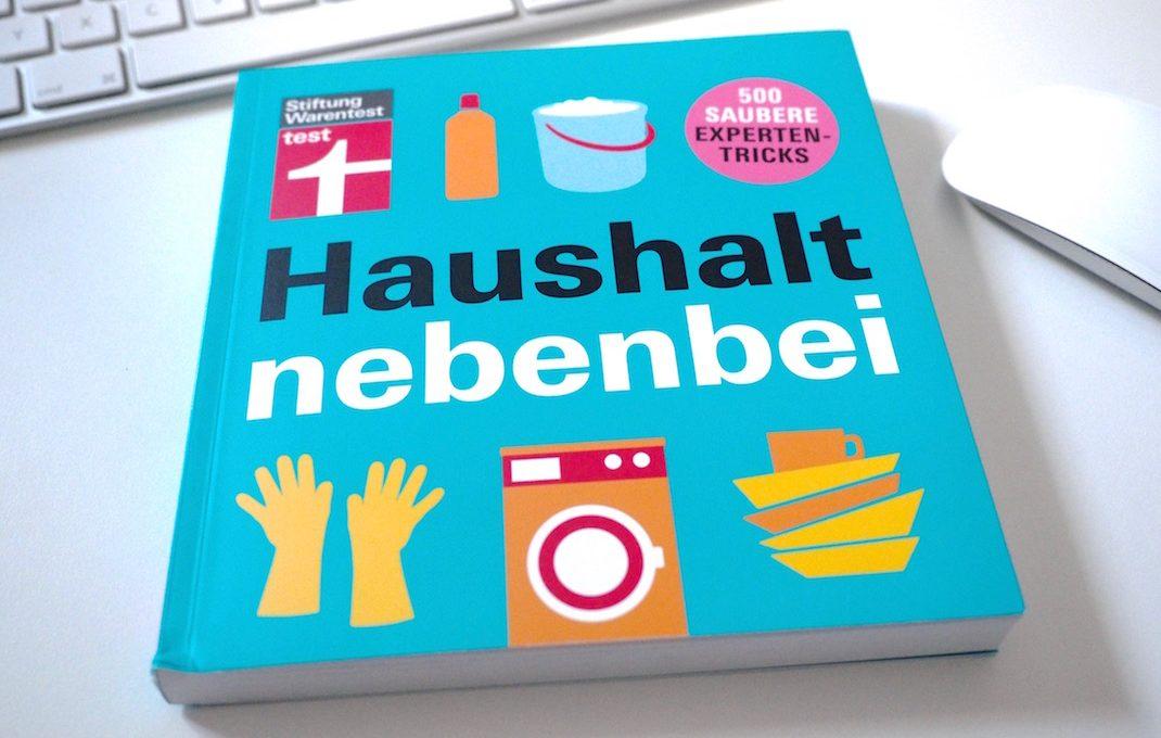 Buchtipp: Haushalt nebenbei | Foto: konsensor.de