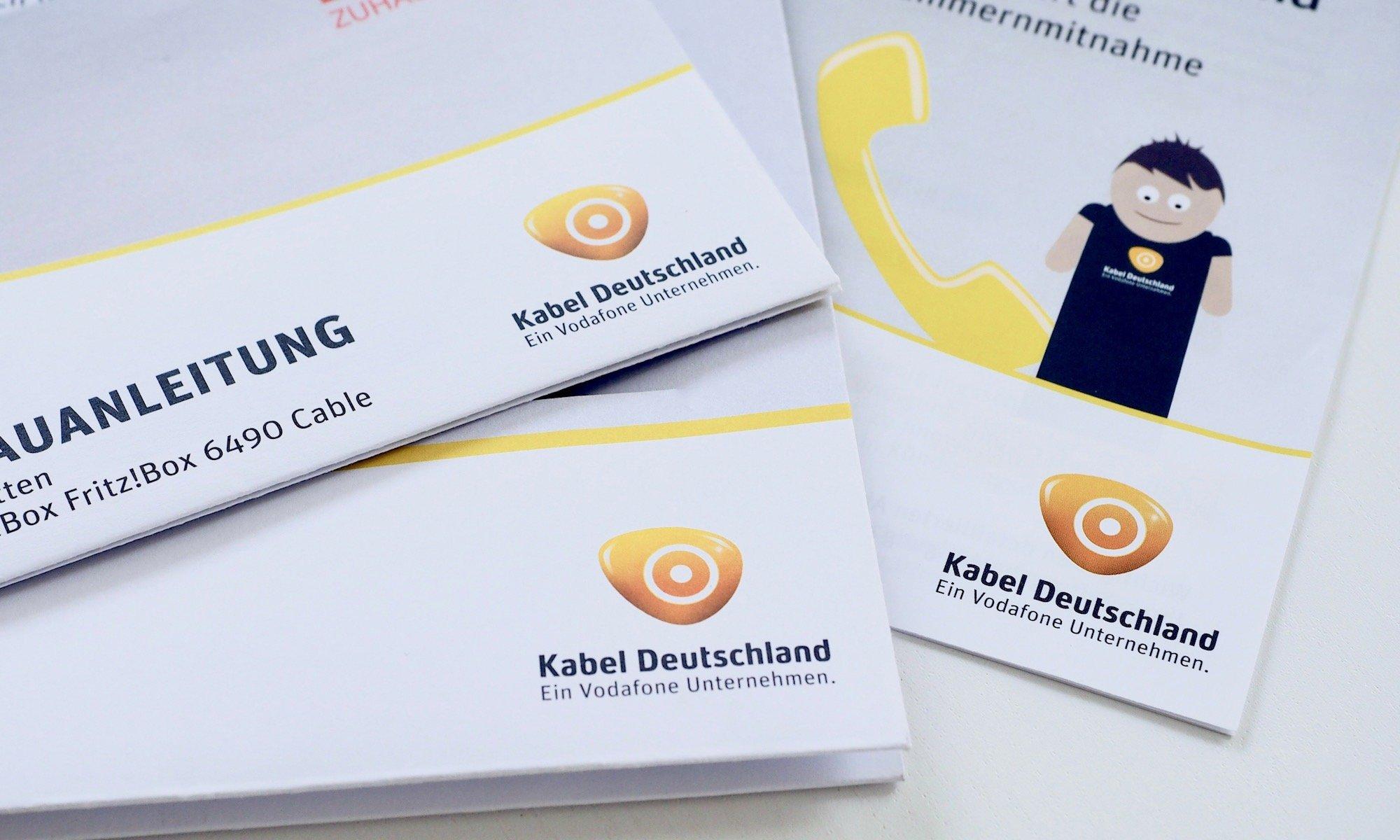 Kabel Deutschland die Zweite | Foto: konsensor.de