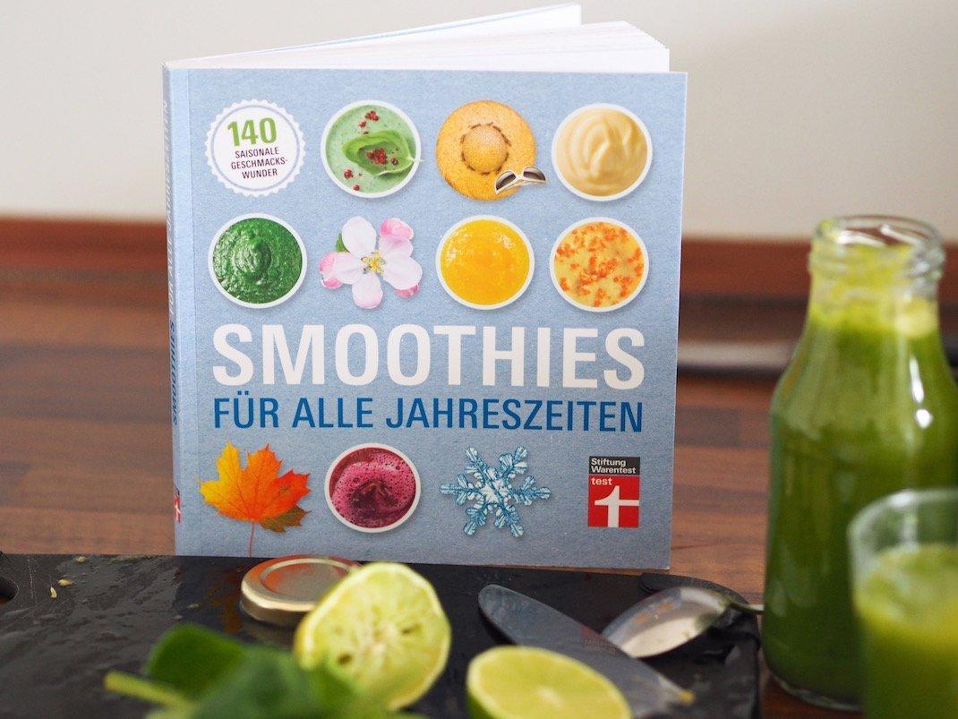 Smoothies für alle Jahreszeiten: 140 saisonale Geschmackswunder | Foto: konsensor.de