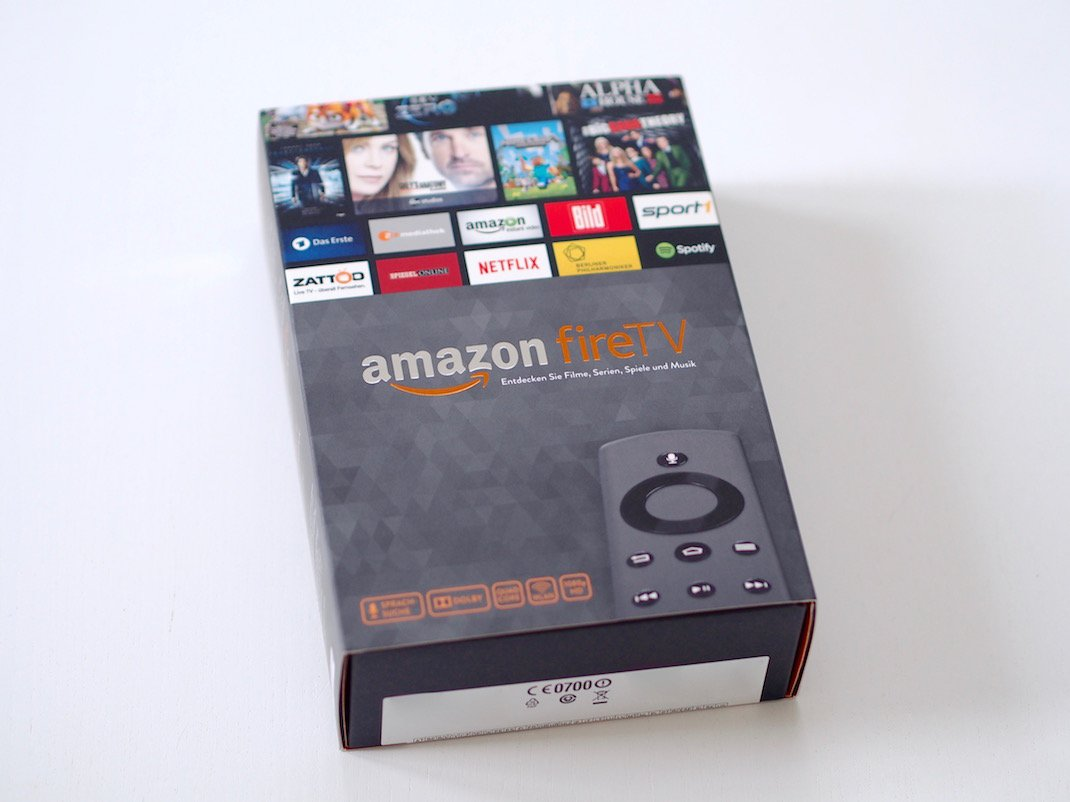 Das Amazon Fire TV der ersten Generation | Foto: konsensor.de