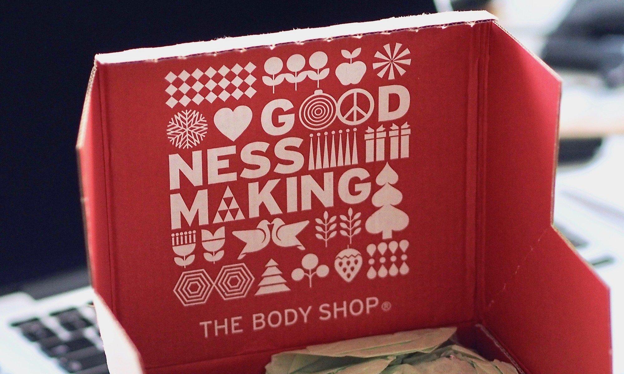 Einkaufserlebnis The Body Shop | Foto: konsensor.de