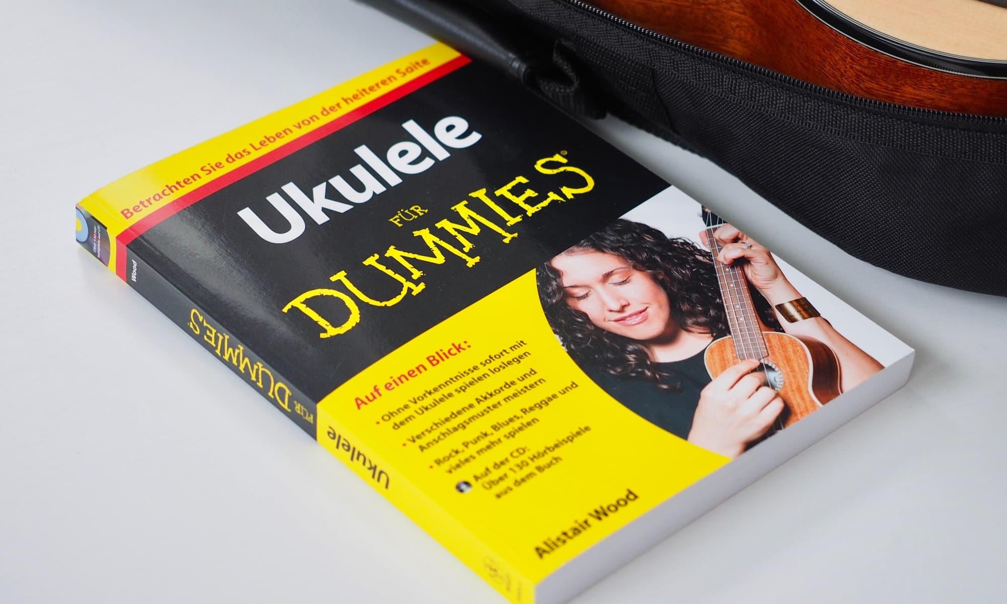 Ukulele für Dummies | Foto: konsensor.de